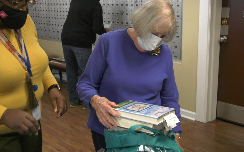 Lobby stops and senior living communities