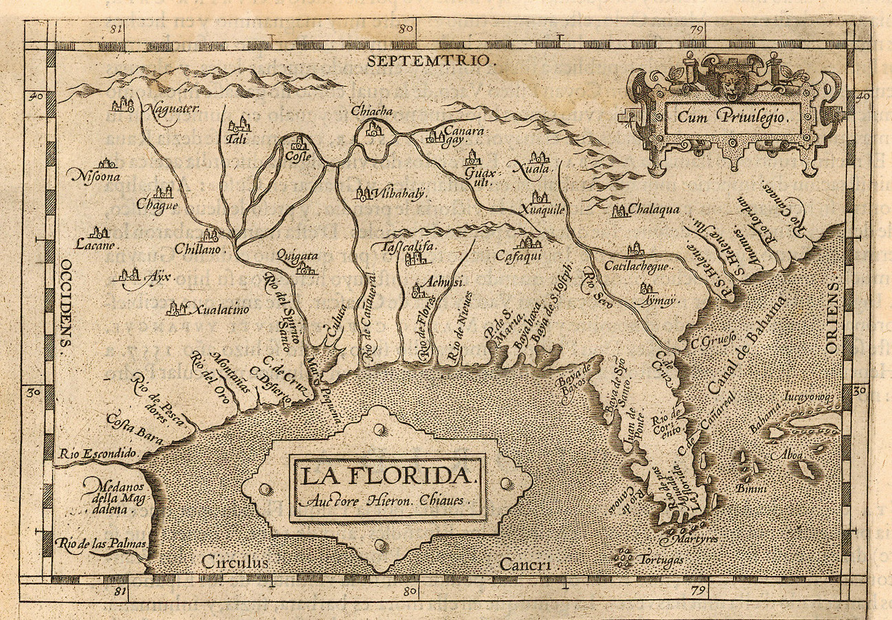 The Roots of Spain's Claim to South Carolina, 1513–1670