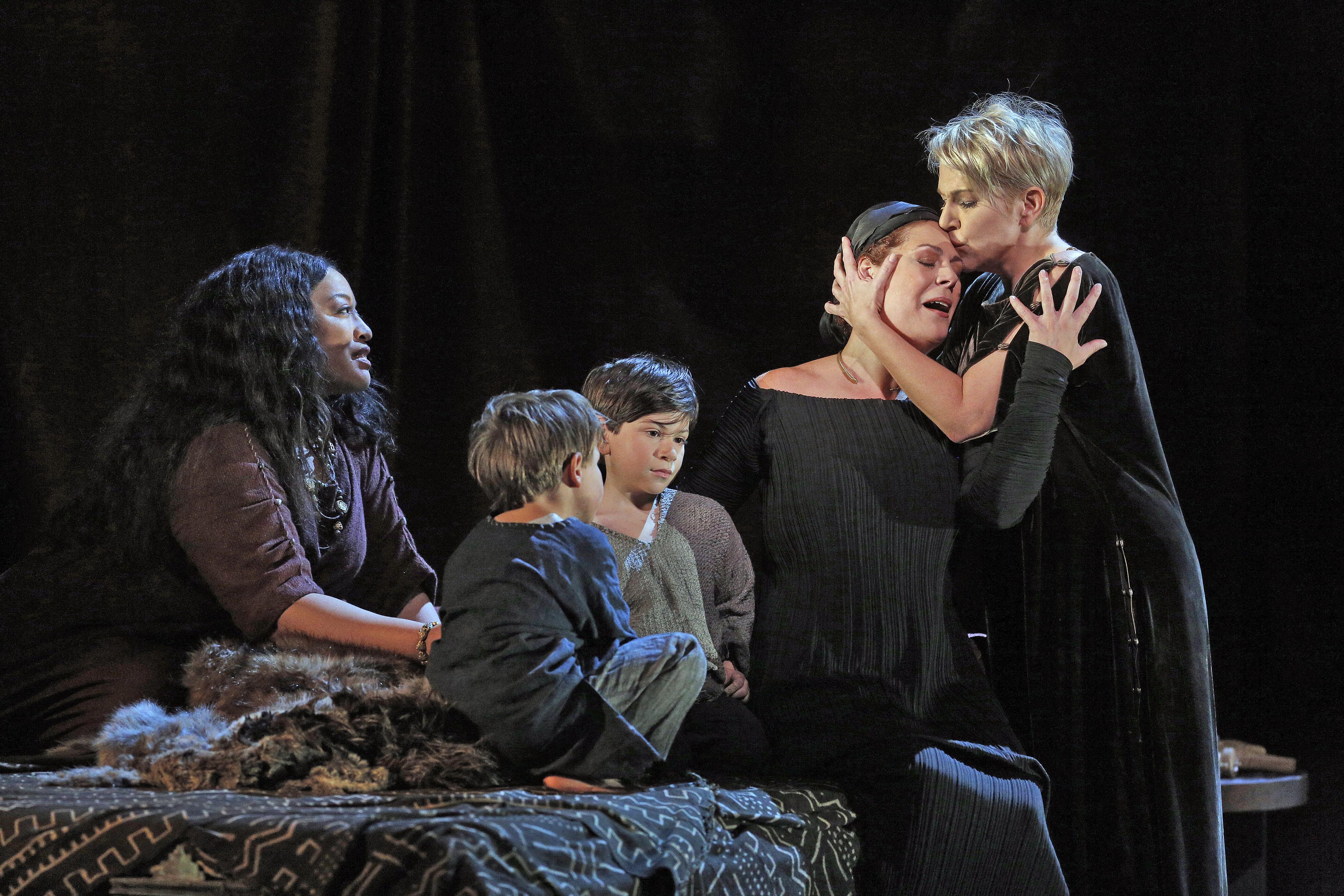 Norma (credit Metropolitan Opera)