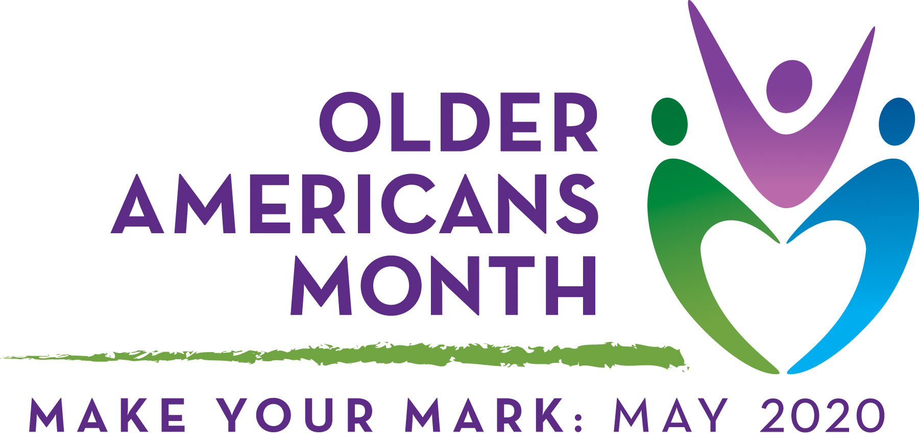 Older Americans Month Display