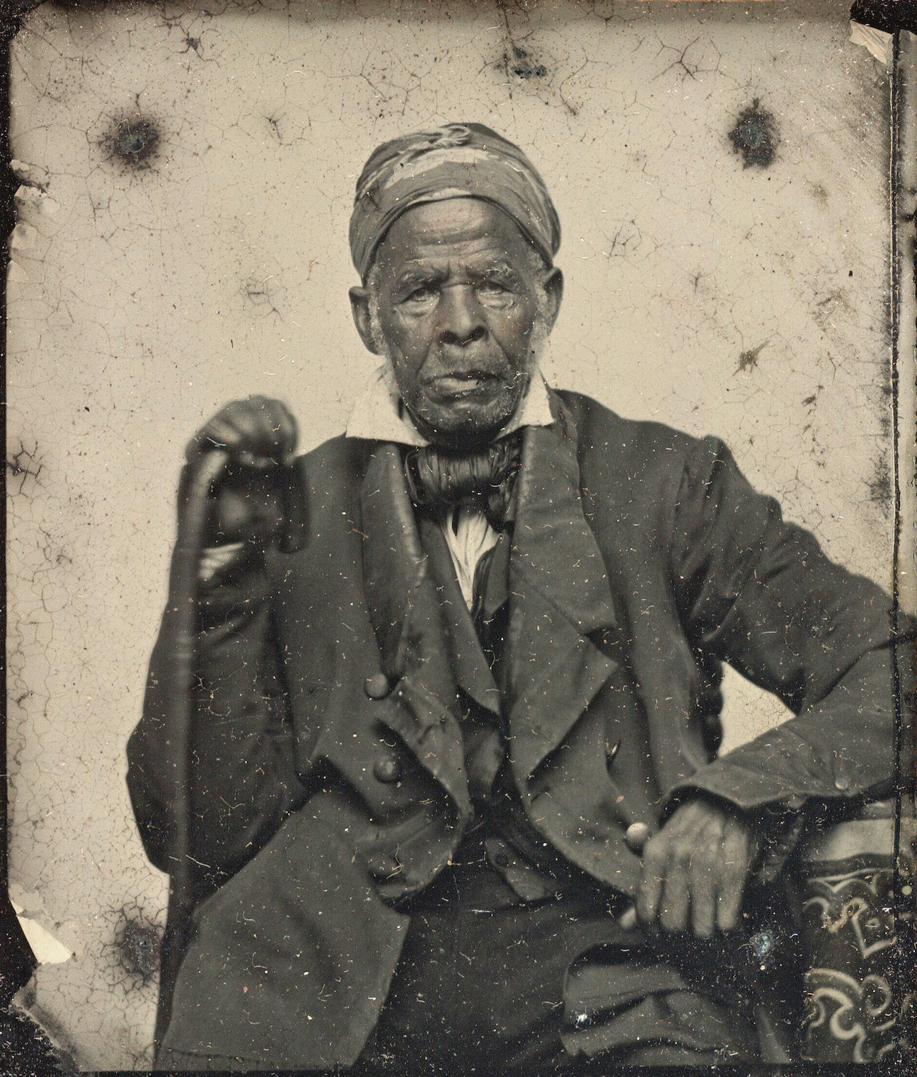 Yamboo: An Enslaved Muslim in Early South Carolina