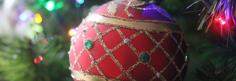 Tea Light Holiday Ornaments