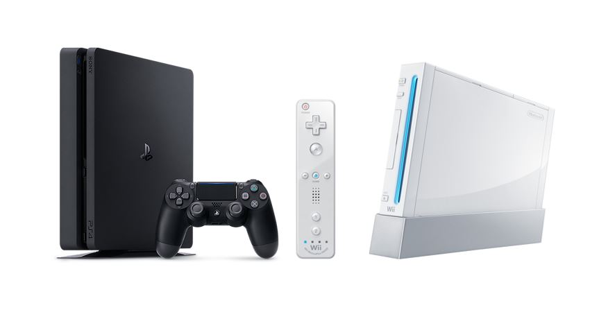 Wii/PS4 Friday