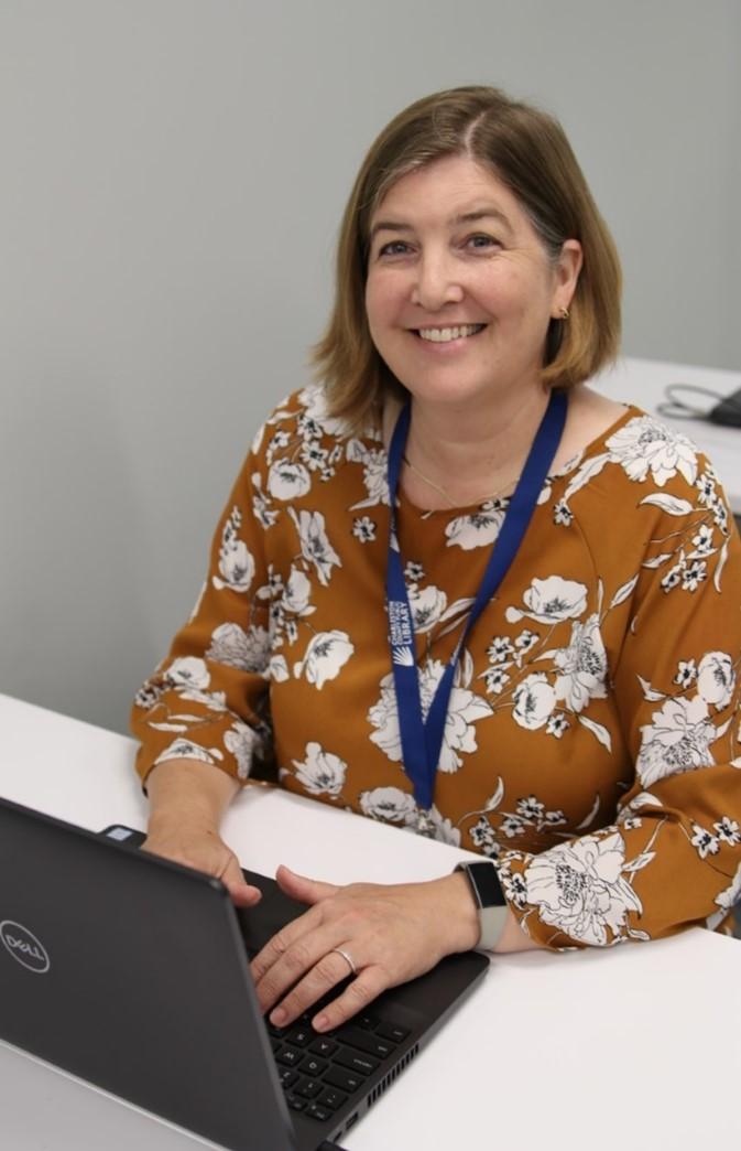 A conversation with Technology Librarian Melissa Hatch