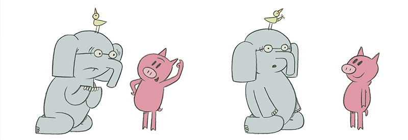 Elephant and Piggie Dance Party