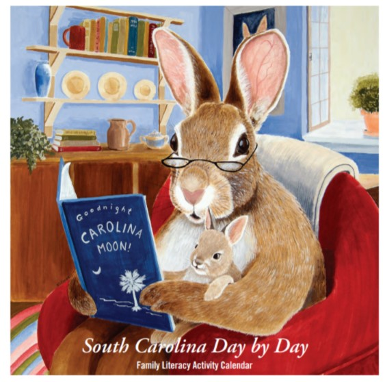 SC Day by Day Family Literacy Activity Calendar