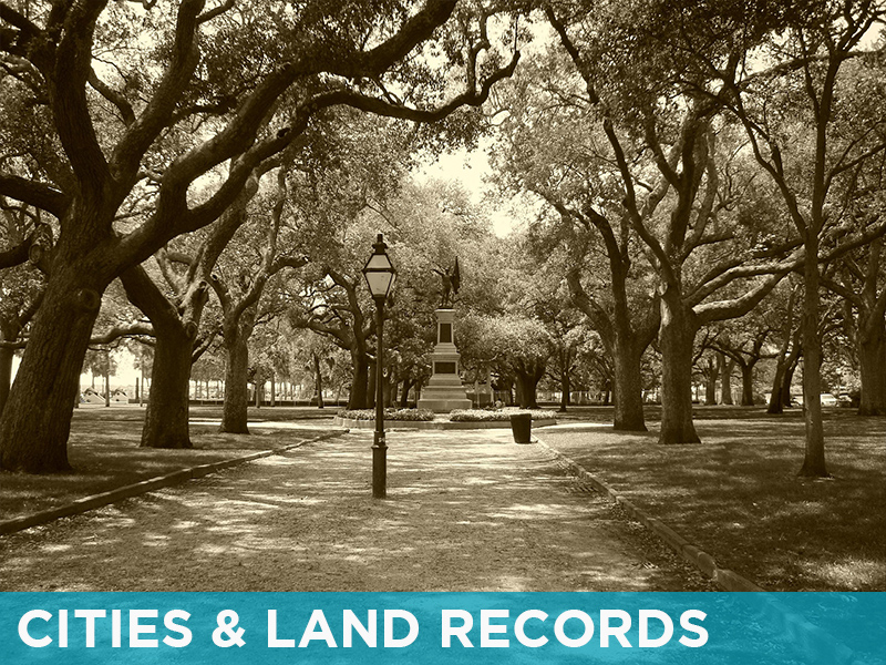 SC History - City Land Records