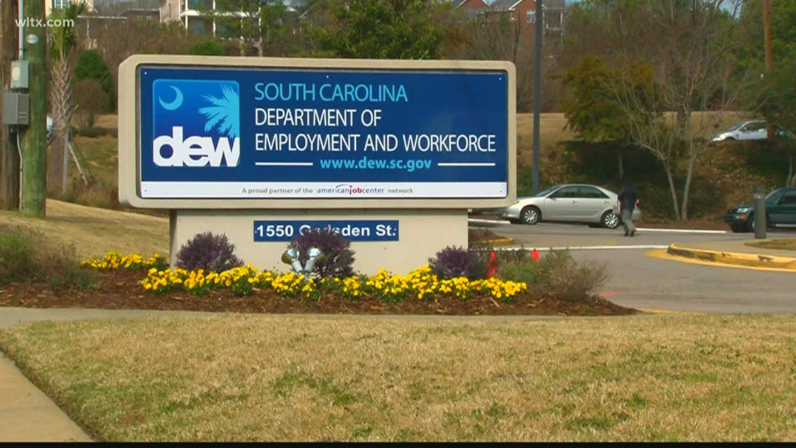 SC DEW begins paying $300 pandemic unemployment assistance as part of Unemployed Workers Act