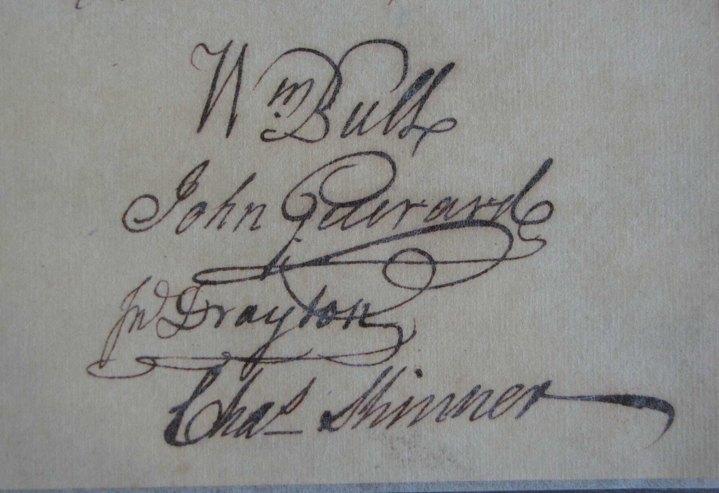 The Rise of Charles Shinner, Irish Chief Justice of South Carolina