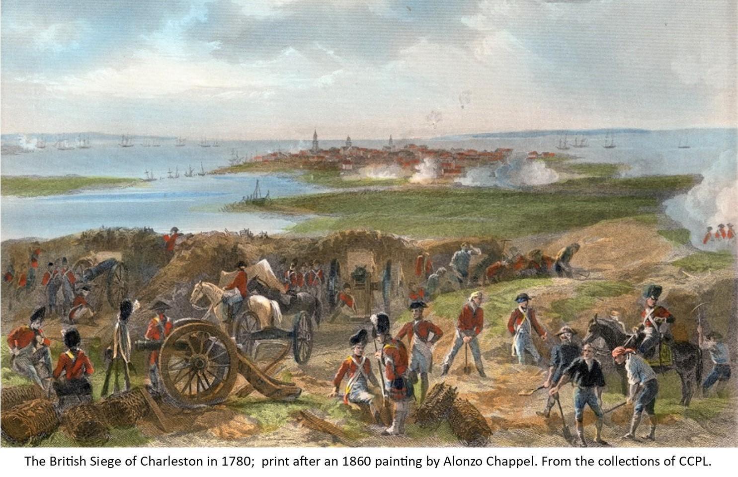 Charleston's Victory Day, Part 1