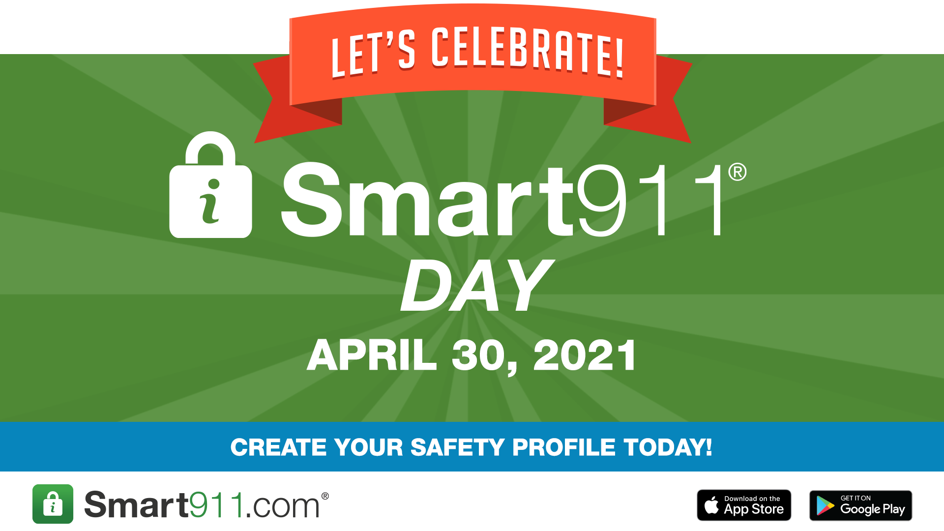 Join Charleston County Public Safety, CCPL in signing up for Smart911 next weekend