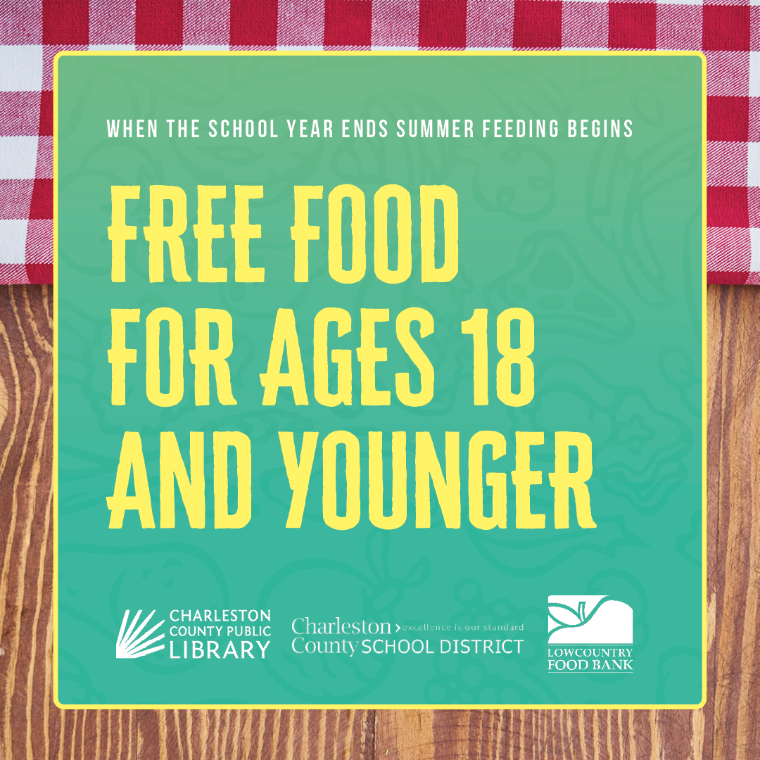Free meals for kids and teens: Summer Feeding begins June 21 at select library locations