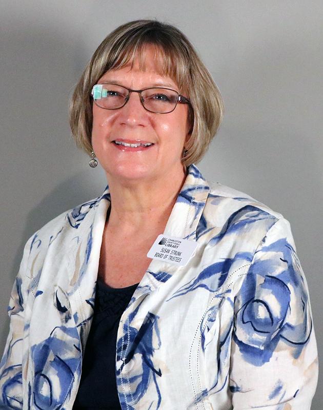 Susan Strunk, Treasurer