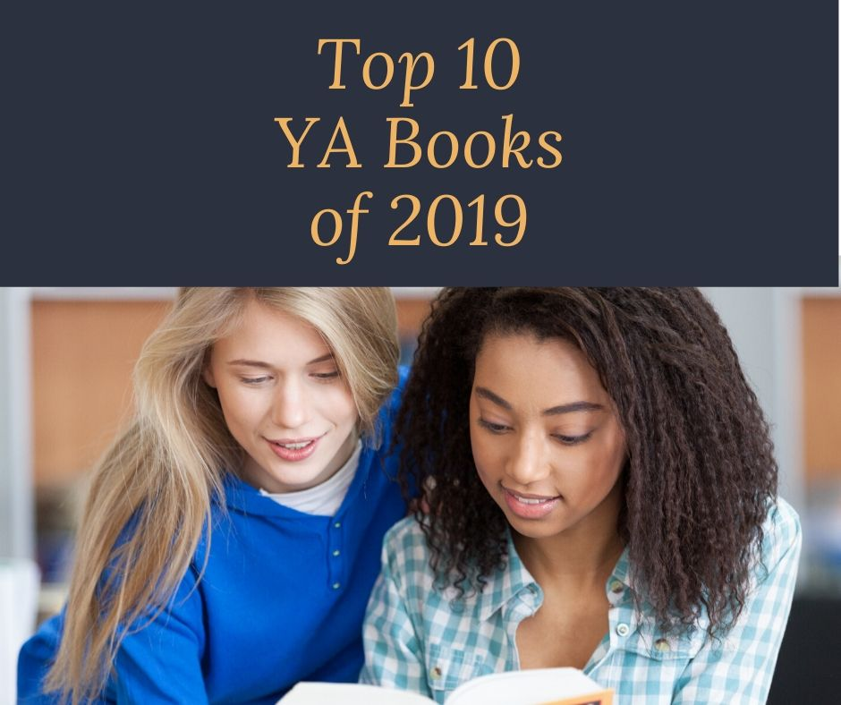 Top 10: The most circulated young adult novels of 2019 at CCPL