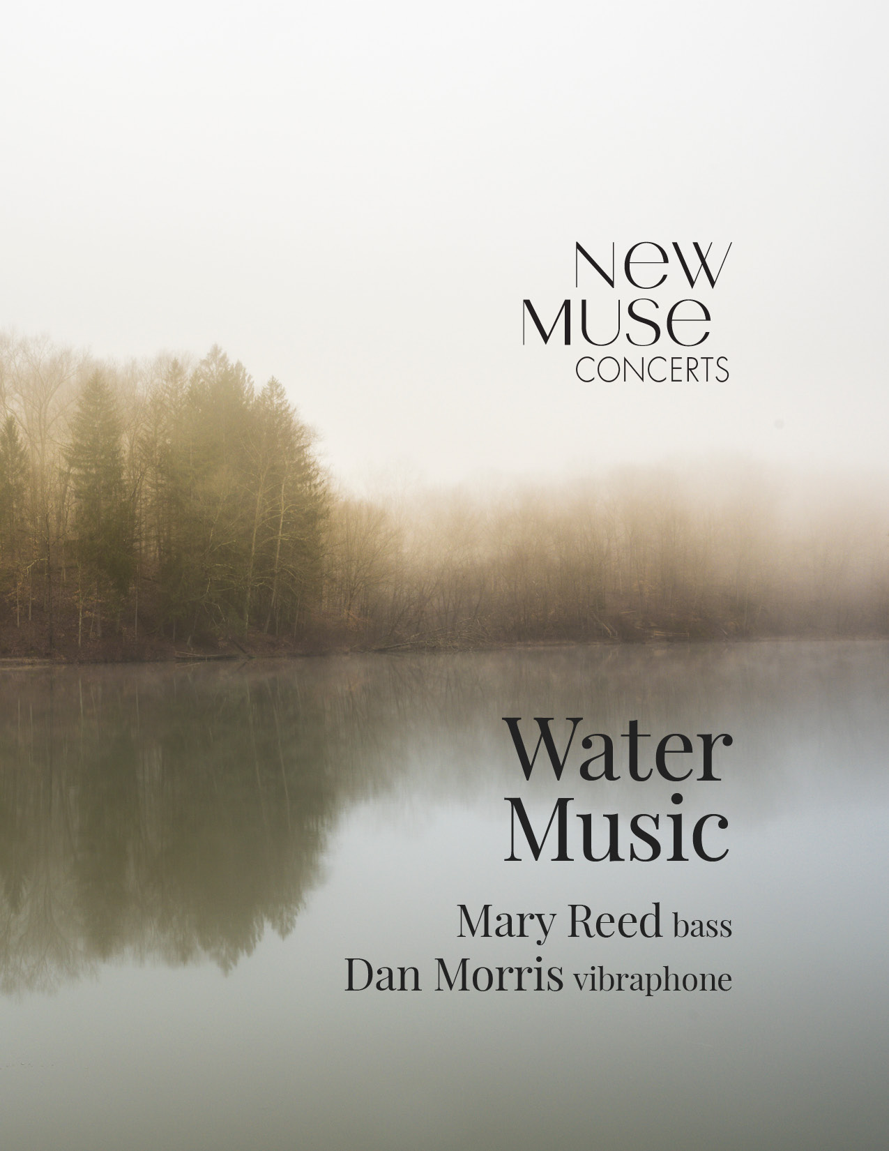 Water Music Poster