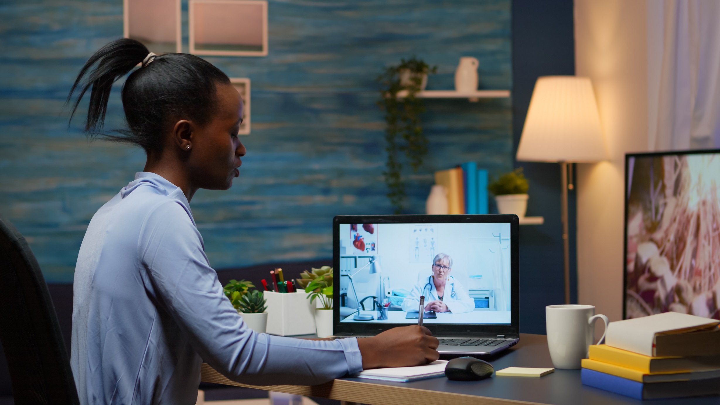 WISE Network offers telehealth appointments at rural CCPL branches to improve women's health