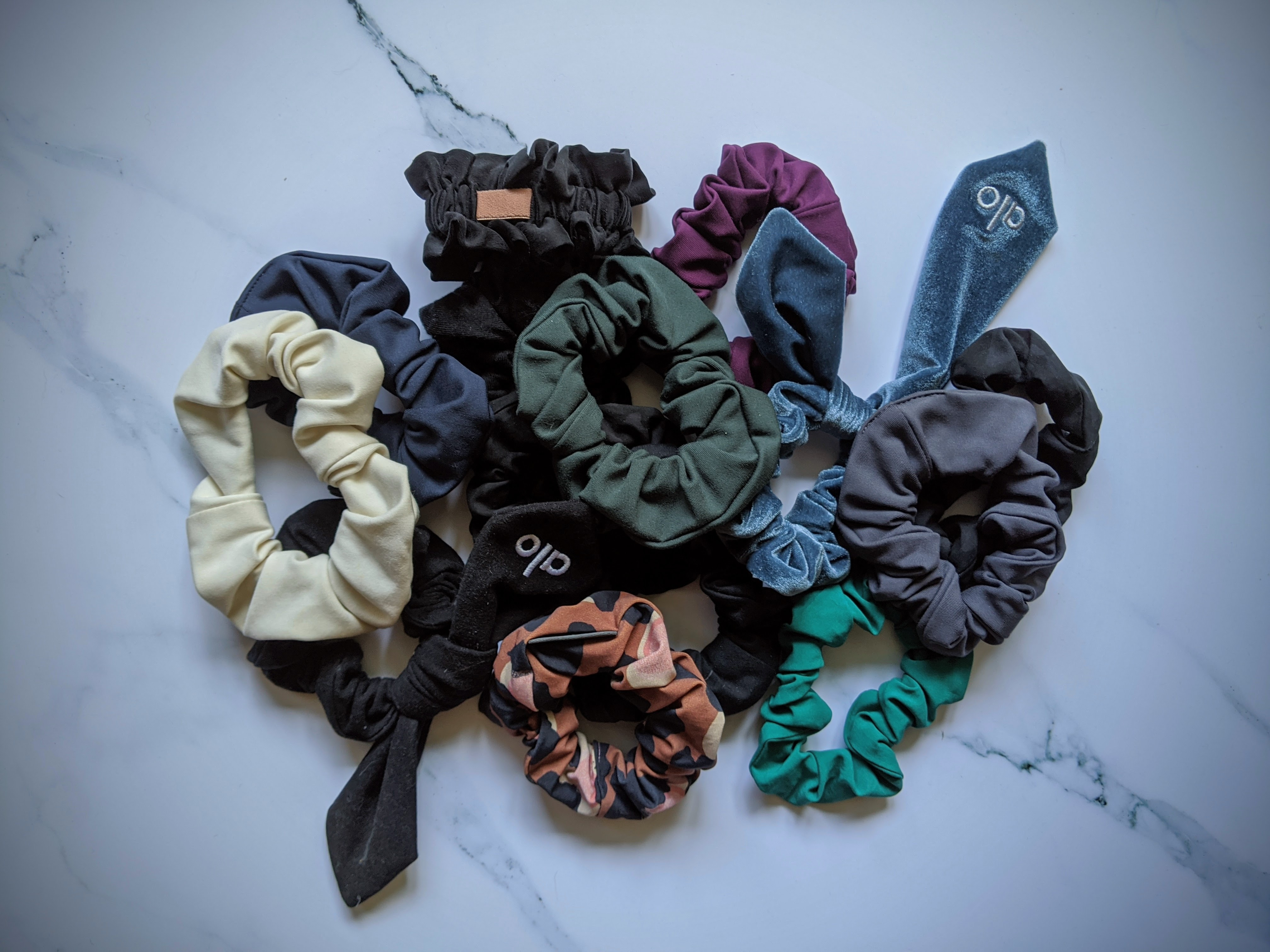 Make Your Own Handsewn Scrunchies
