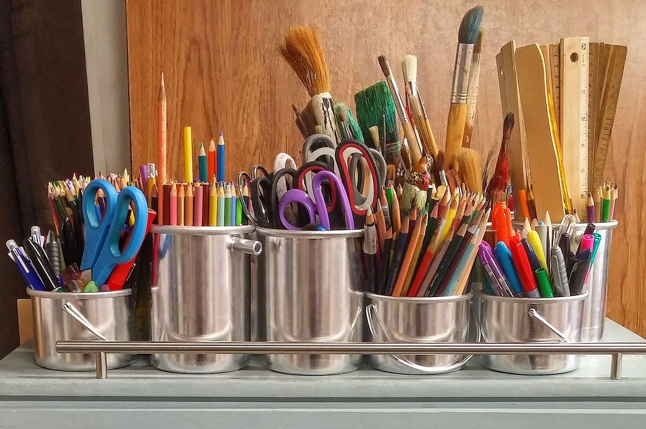 Meet Your Library: Take-Home Crafts Available at Many CCPL Branches