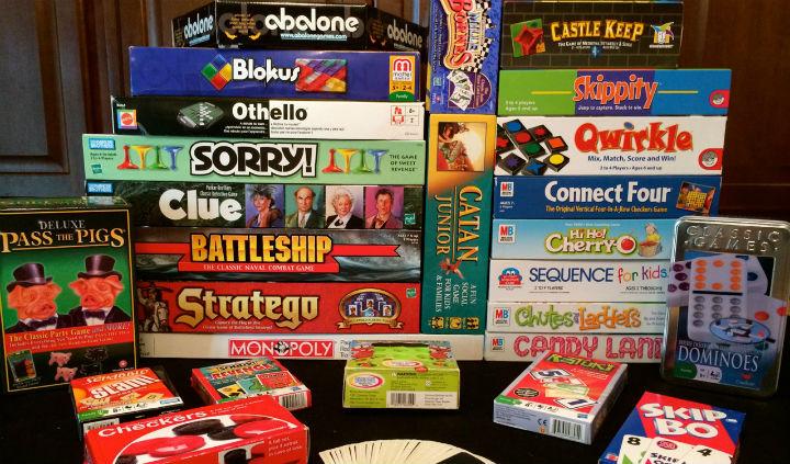 Teen Thursdays--Teen Game Night
