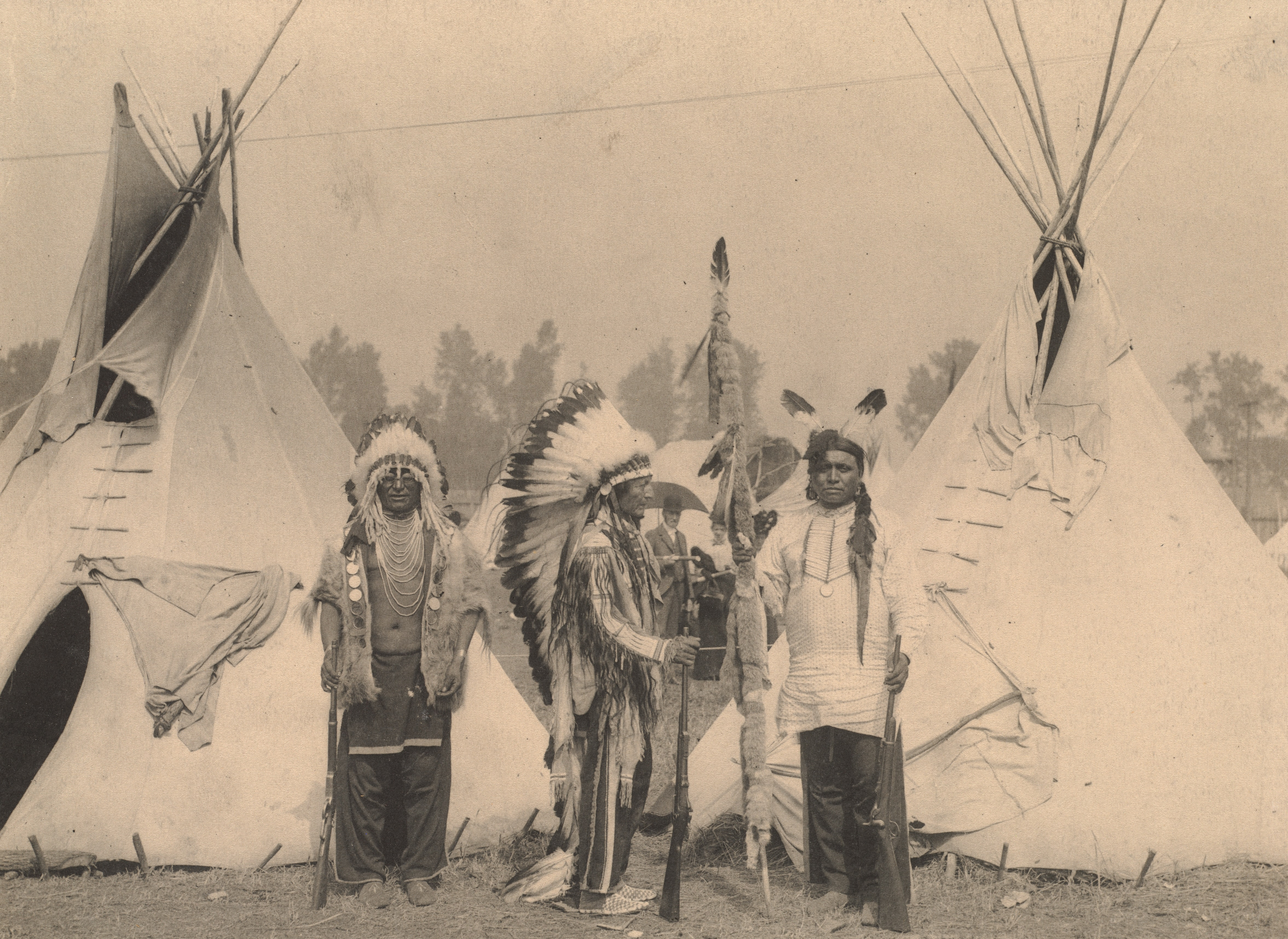 Explore the past and present of Native peoples this Native American Heritage Month with CCPL