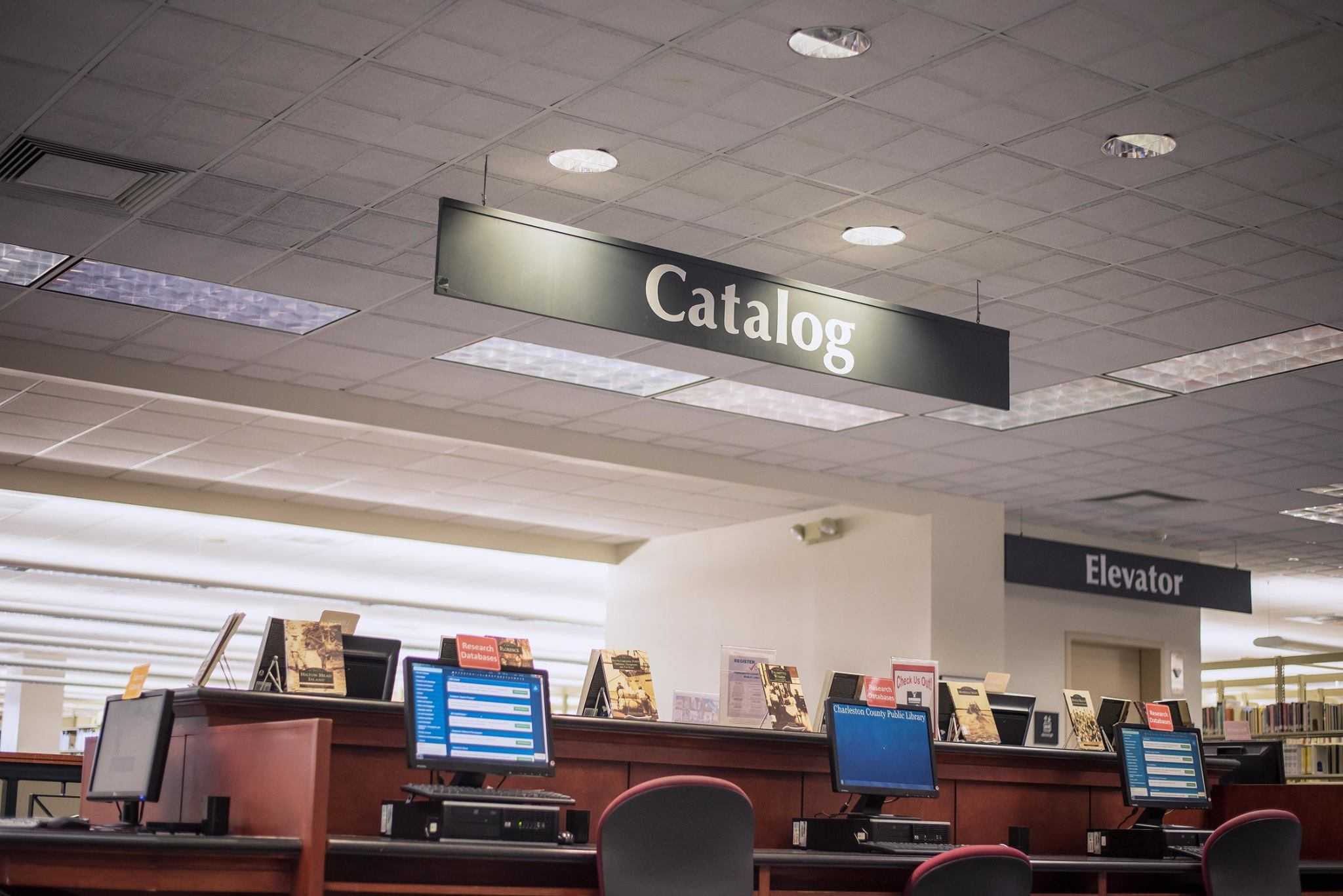 CCPL begins in-library services at four branches on Aug. 10