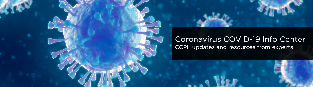 Header: Coronavirus COVID-19 - How to prepare and protect your family