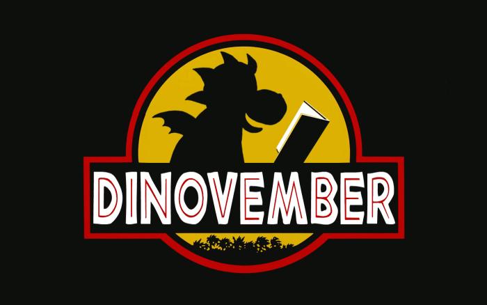 Celebrate Dinovember with CCPL Beginning Nov. 16