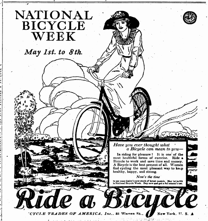 148 Years of Bicycling In Charleston