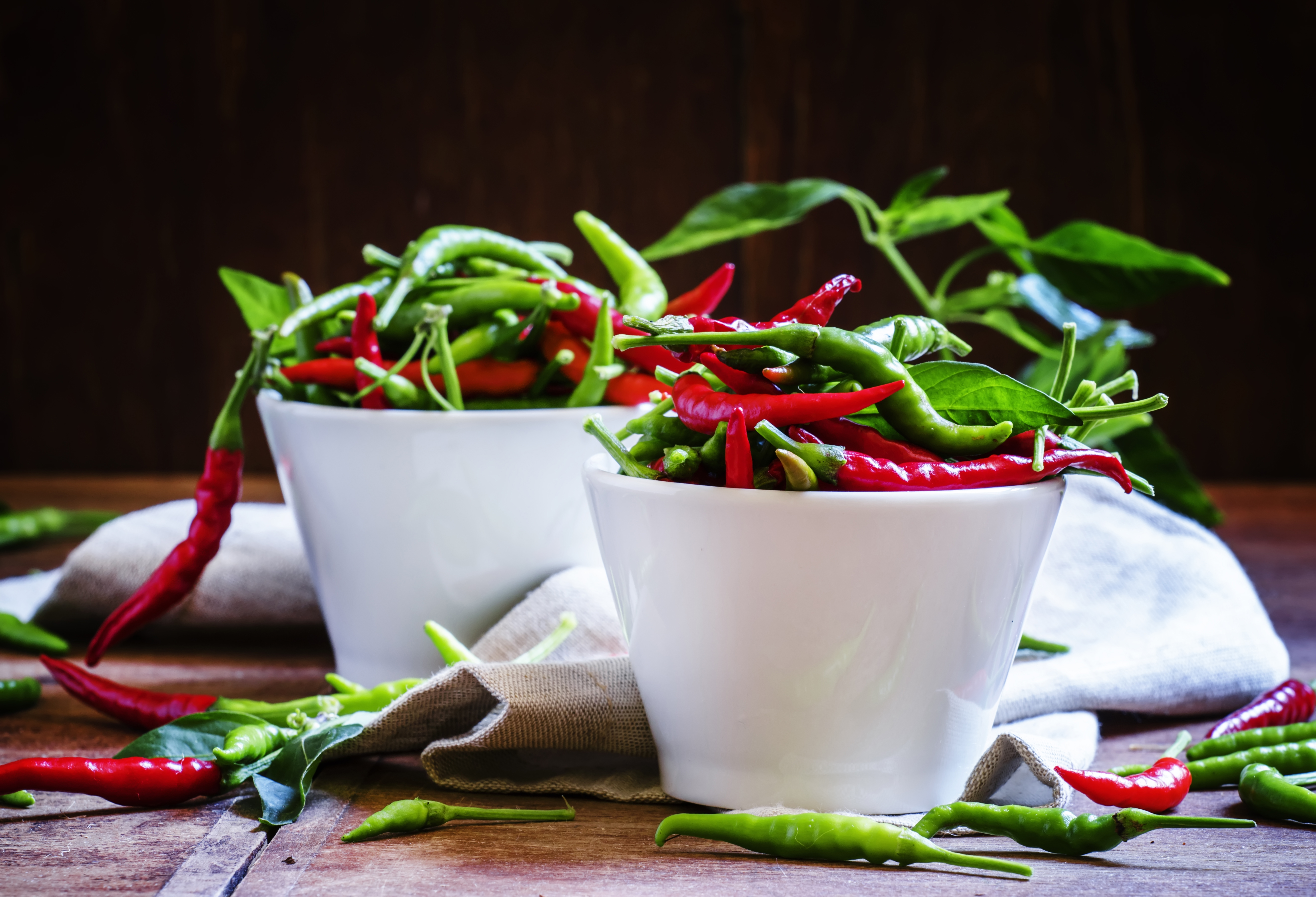Gardening with Hot Peppers