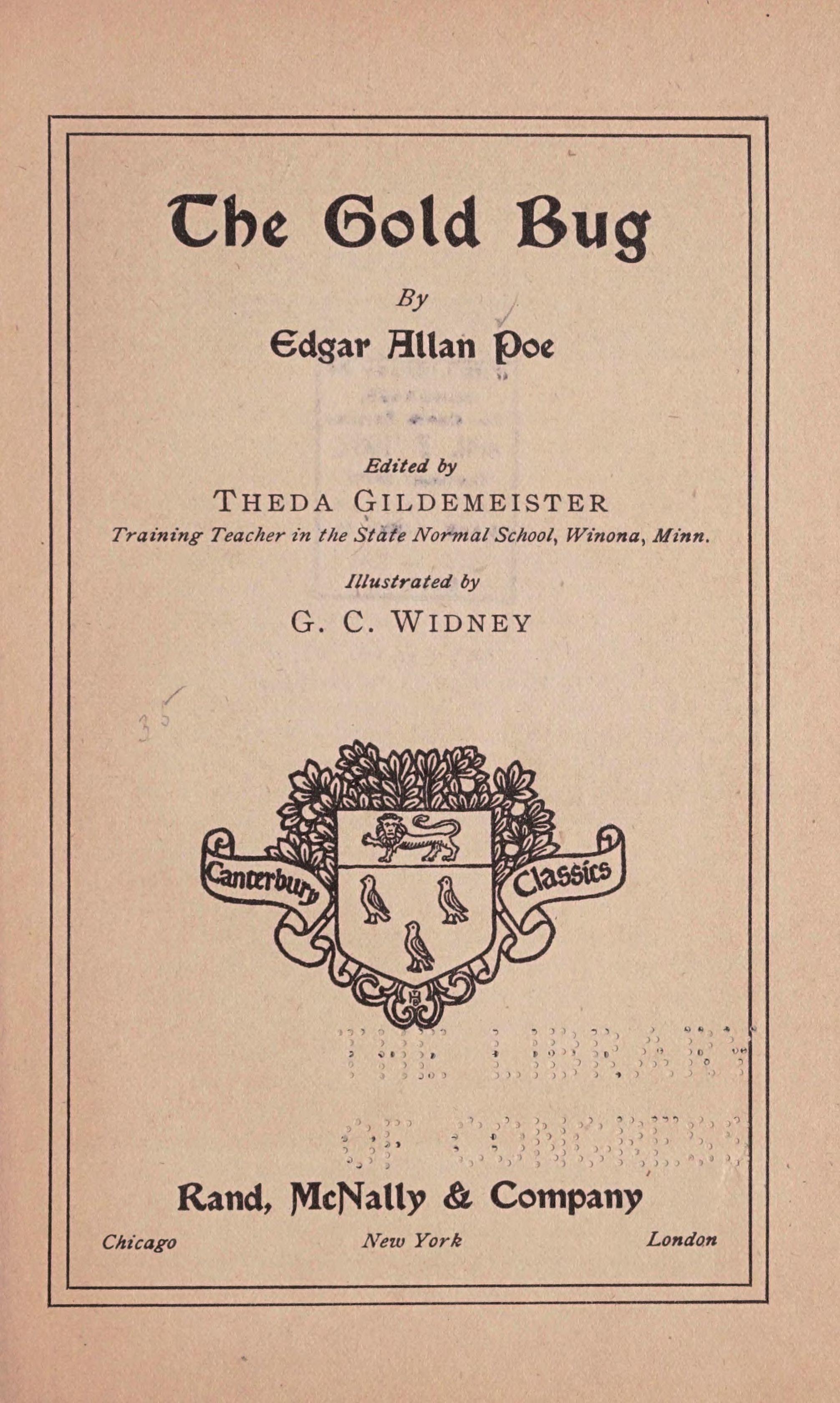 Virtual Book Discussion: Edgar Allan Poe