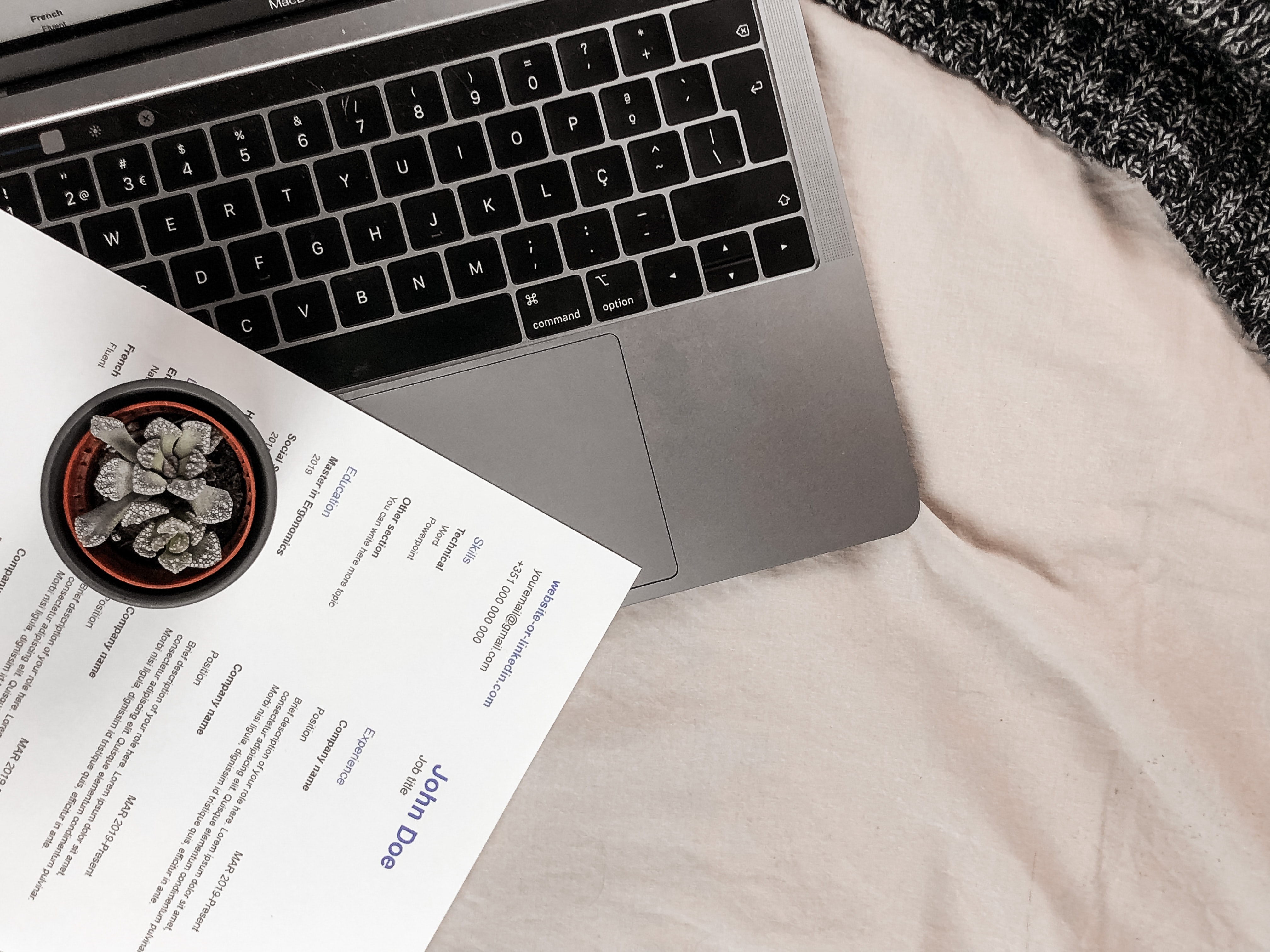 Practical advice for improving your resume