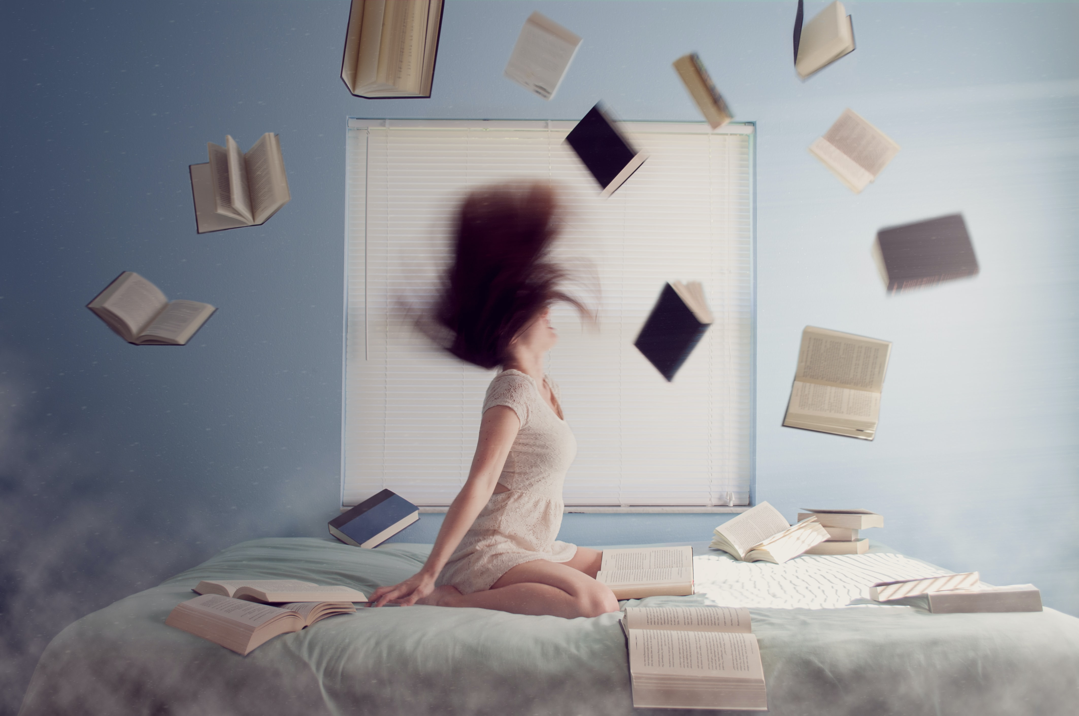 In search of the perfect read: 7 books and 2 series with just about everything