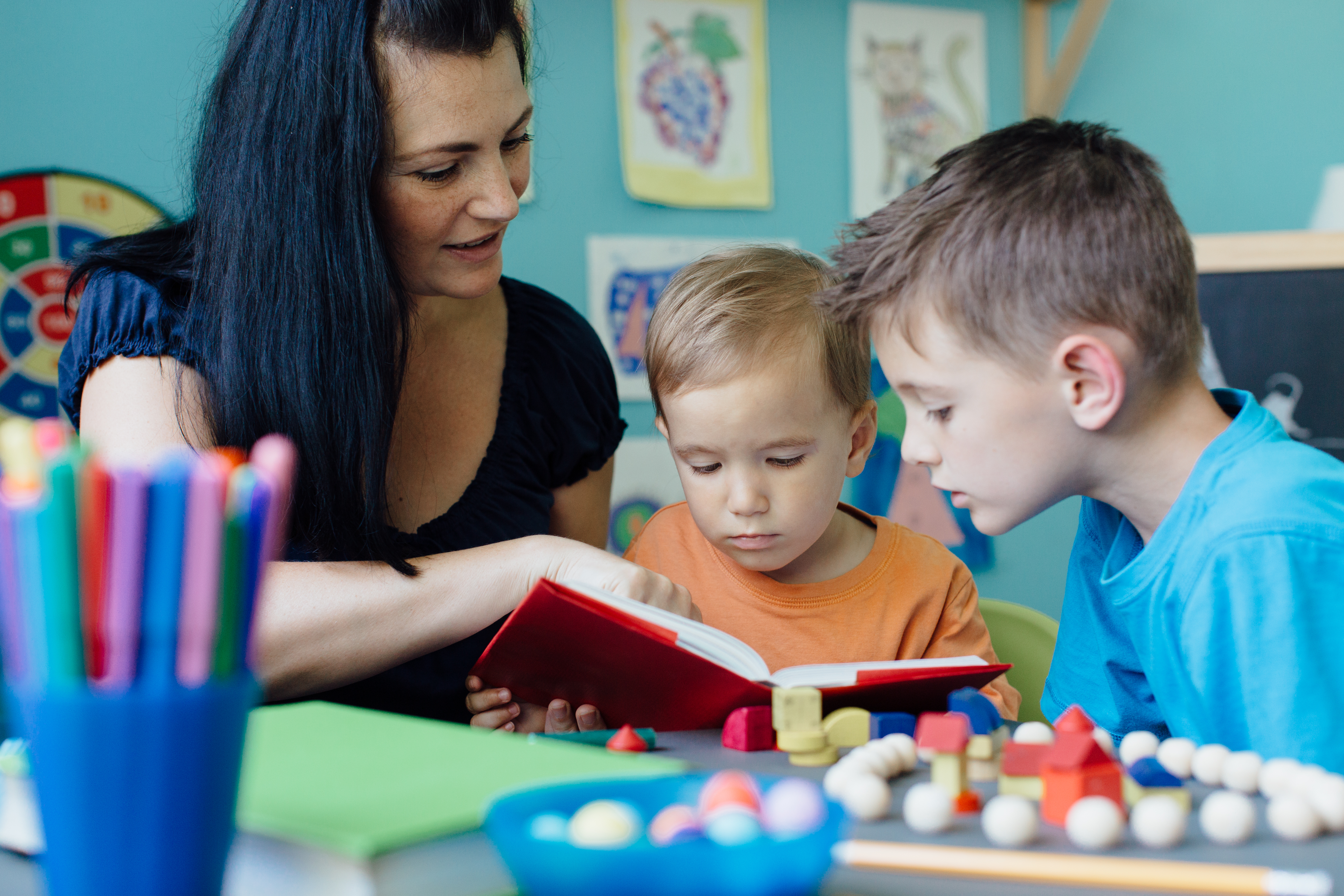 Meet Your Library: Take Storytime To-Go!