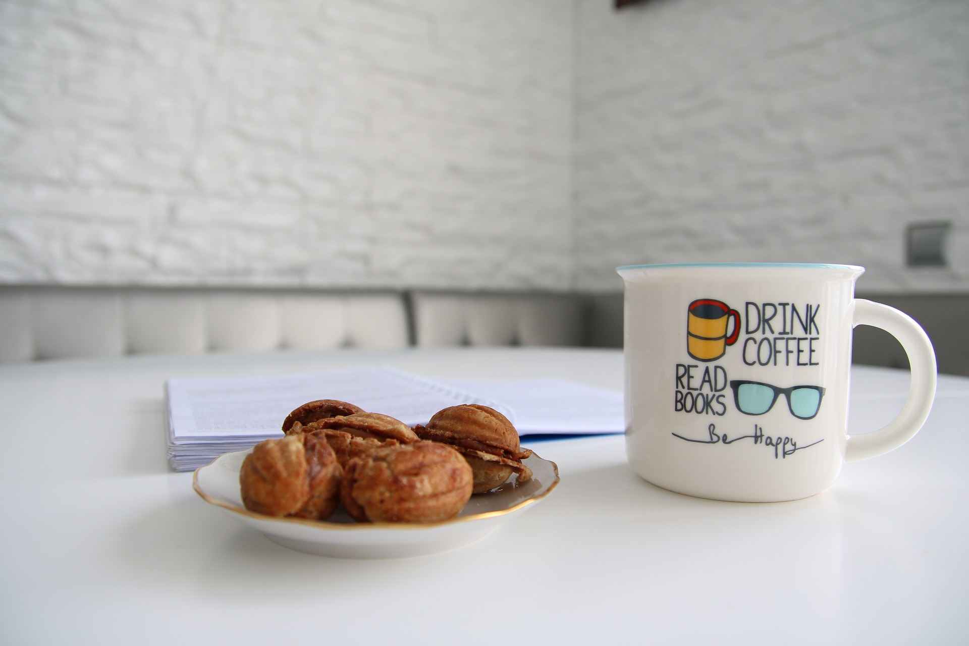 Charcute-reads: Pair some snacks with your reading this summer