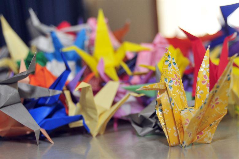 Virtual Origami series