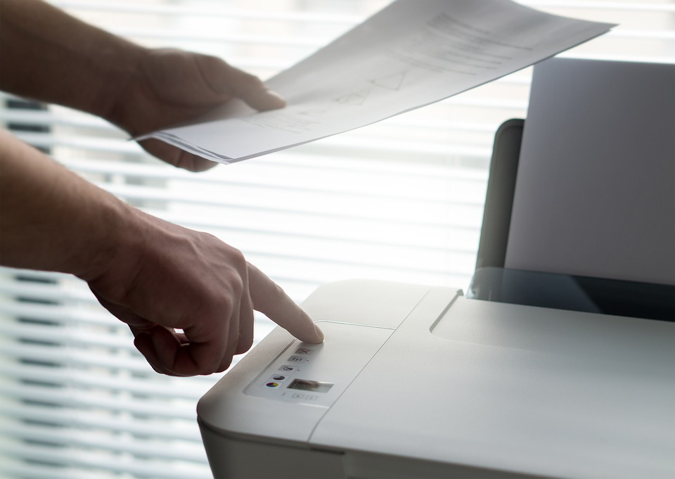 Scanning and Filling Forms