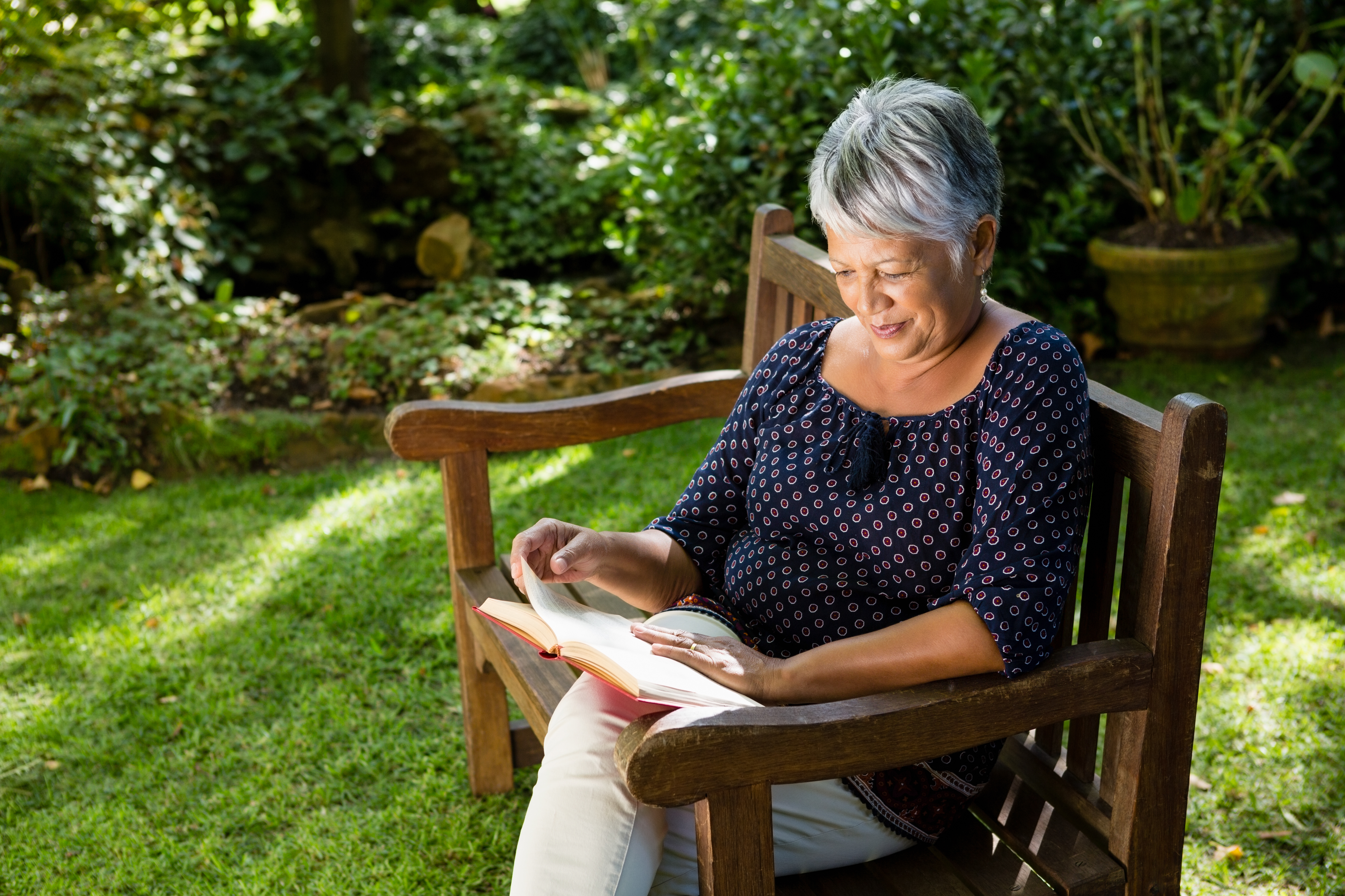 Meet Your Library: Outreach to Senior Communities