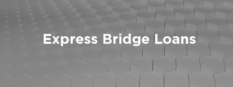 Small Business Administration Express Bridge Loans