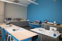 Makerspace - Baxter-Patrick James Island