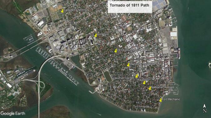 The Tornado of 1811