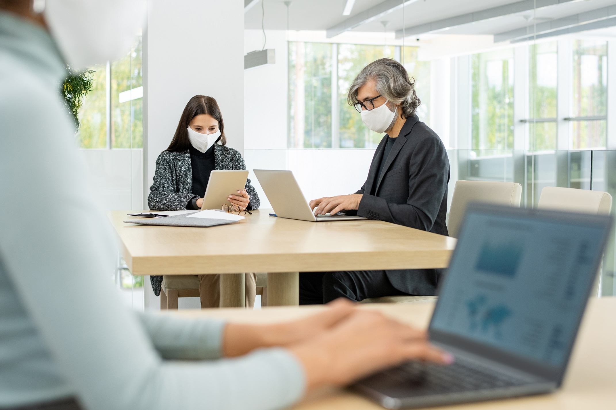 Networking during a global pandemic