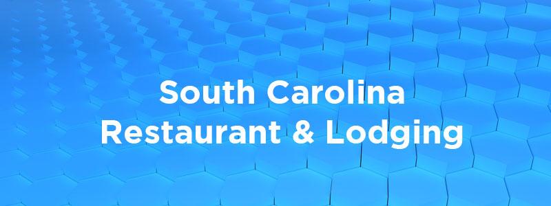 SC Restaurant and Lodging Association assistance program.