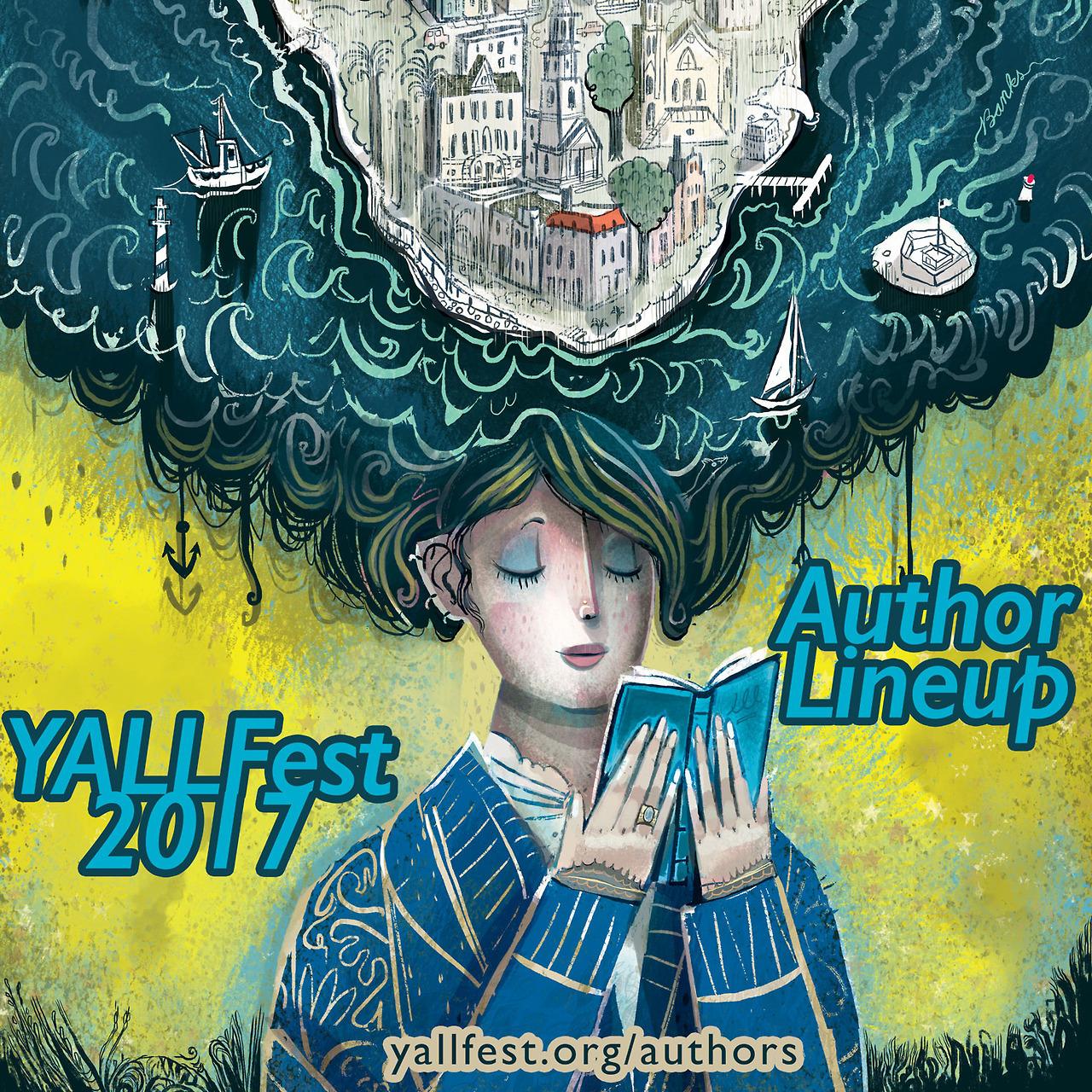 YALLFest 2017 author lineup announced